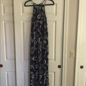 Long boutique dress